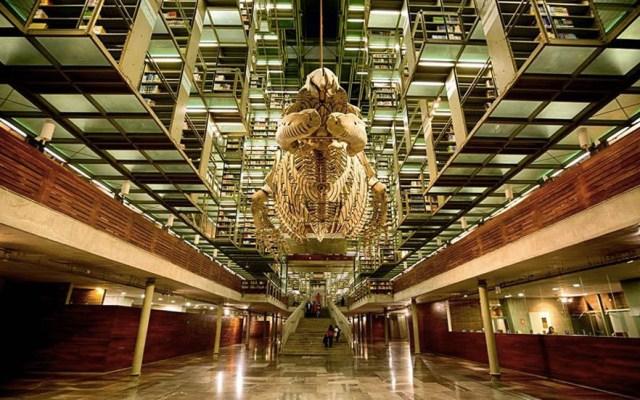 Biblioteca Vasconcelos cierra hasta nuevo aviso - Biblioteca Vasconcelos cerrada