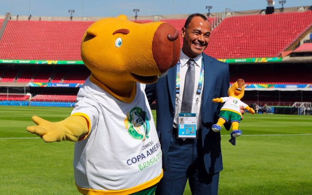 Cafú asegura que Brasil llegará a la final de la Copa América sin Neymar - cafú