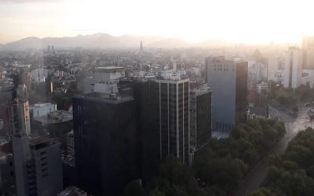 Valle de México amanece con calidad del aire regular - calidad del aire ciudad de méxico