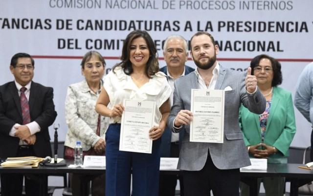 PRI cancela candidatura de Lorena Piñón Rivera a la dirigencia nacional - Foto de Twitter PRI