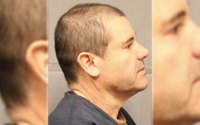Juez niega al 'Chapo' salir dos horas al patio de la prisión - Chapo Joaquín Guzmán Loera DEA