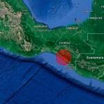 Van nueve temblores en Huixtla, Chiapas con magnitud de hasta 5.0