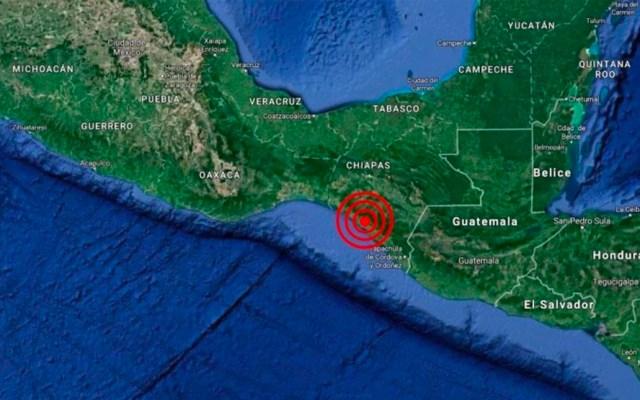 Van nueve temblores en Huixtla, Chiapas con magnitud de hasta 5.0 - Huixtla