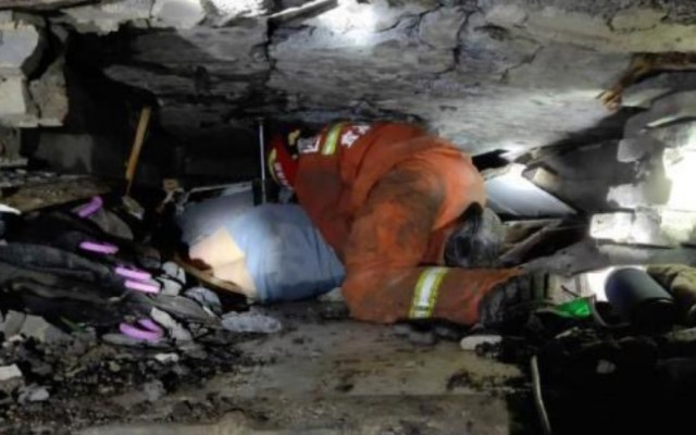 Sismo en suroeste de China deja al menos 11 muertos - China sismo Sichuan