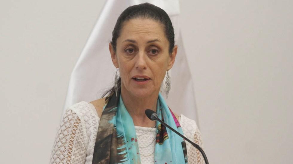 """""""No pactaremos con mafiosos"""": Sheinbaum - Claudia Sheinbaum Ciudad de México Inteligencia"""