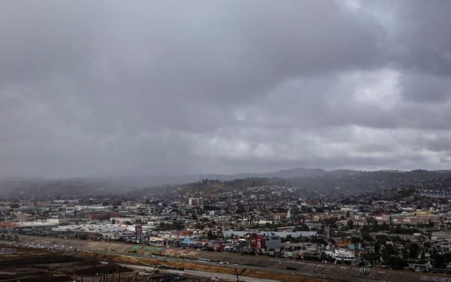 Protección Civil advierte por fuertes lluvias en ocho estados - Cielo nublado con probabilidad de lluvias. Foto de Notimex