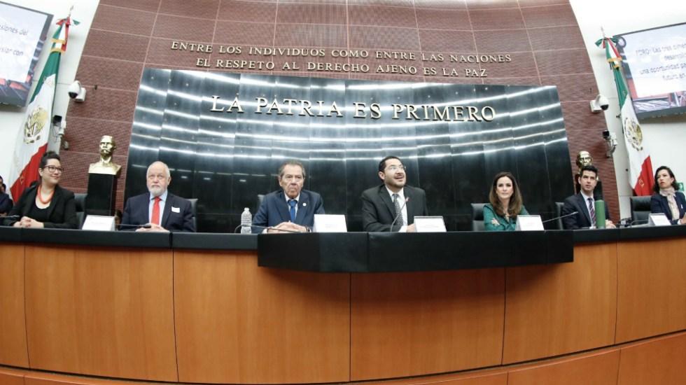 Aprueban segundo periodo extraordinario de sesiones en el Senado - Foto de @senadomexicano
