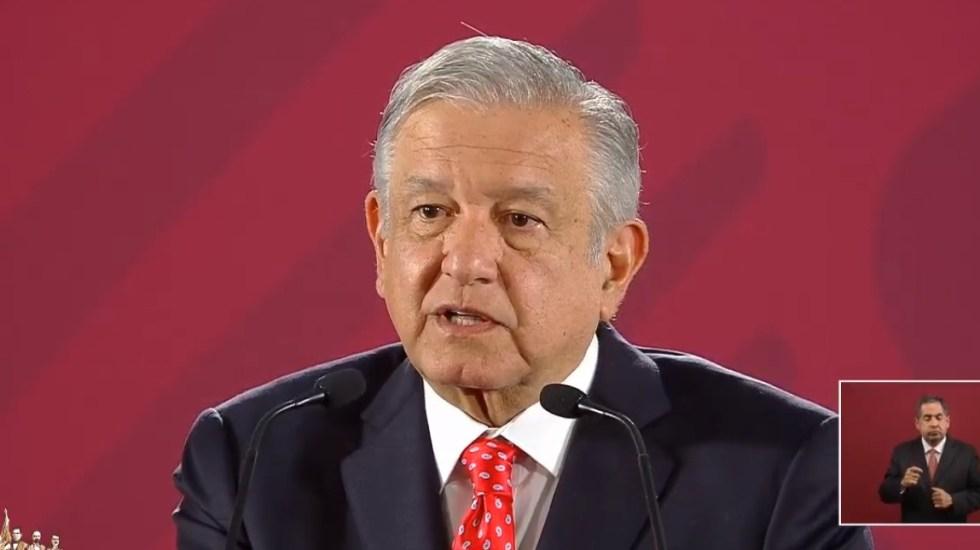López Obrador niega conflicto con CCE y Carlos Salazar - Conferencia AMLO 19 de junio. Captura de pantalla