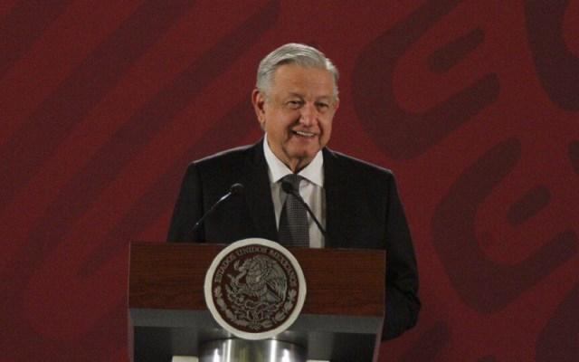 López Obrador considera 'probable' una reunión con Trump - Conferencia AMLO 21 de junio. Foto de Notimex