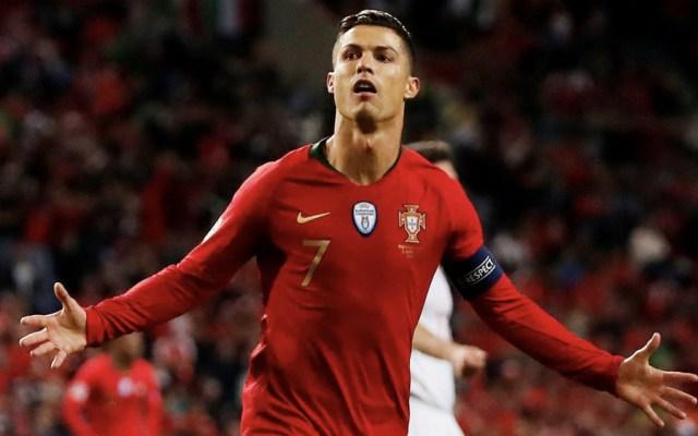 Cristiano Ronaldo lleva a Portugal a la final de la Liga de Naciones - Foto de @Portugal