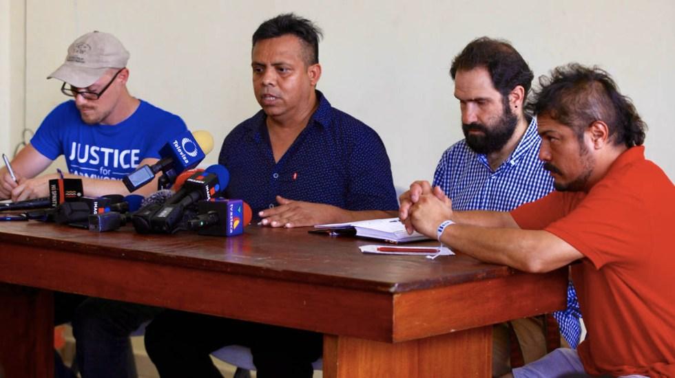Somos los primeros presos políticos de la llamada Cuarta Transformación: activistas - Cristobal Sánchez Irineo Mujica activistas