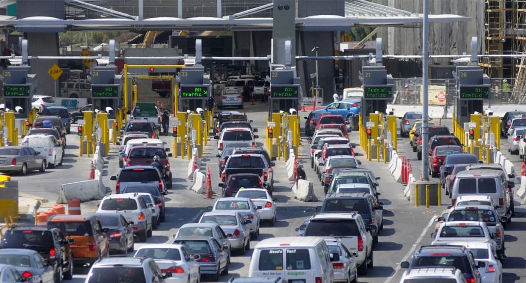 Secretaría de Comunicaciones analiza nuevo cruce fronterizo con EE.UU. - Cruce fronterizo