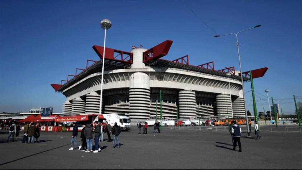 Inter y Milan acuerdan demoler el estadio San Siro - demolición san siro