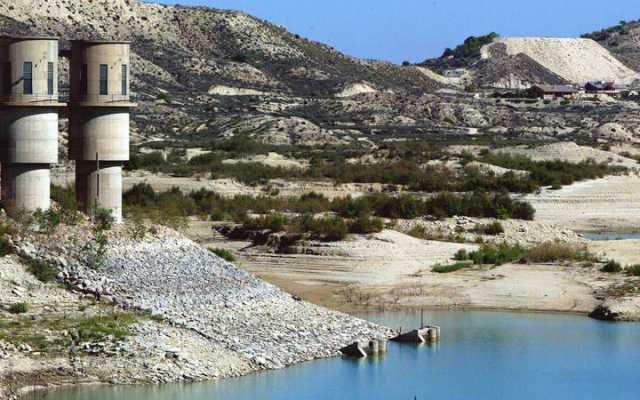 WWF alerta por riesgo de desertificación de España - desertificación españa
