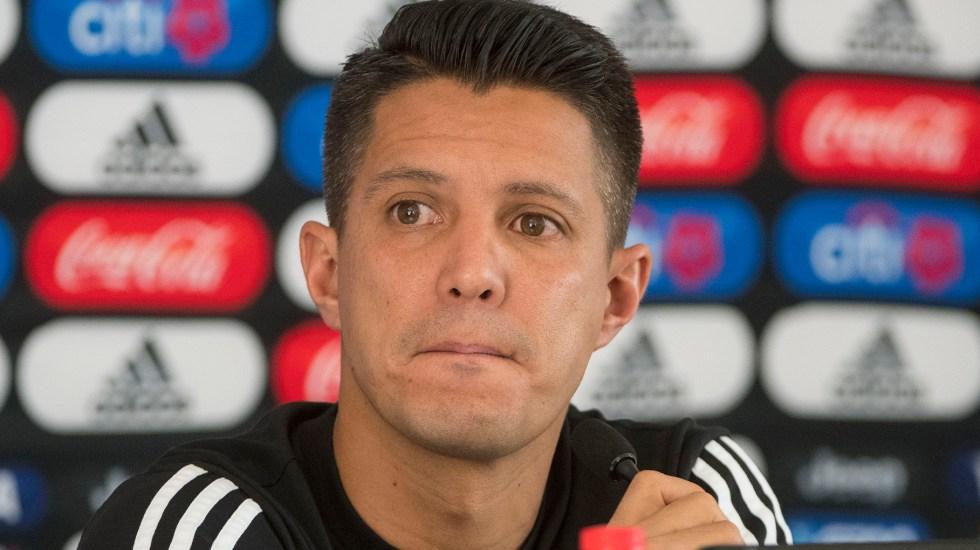 Diego Ramírez fuera de la Selección Sub-20 - Diego Ramírez. Foto de MexSport.