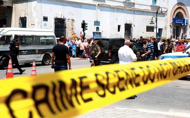 Un muerto y ocho heridos por doble atentado terrorista en Túnez - Muerto heridos atentado tunez