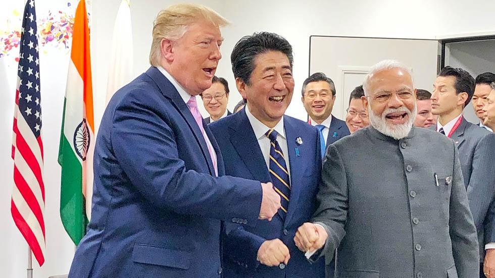 Trump suaviza el tono con sus socios en la Cumbre del G20 - Donald Trump Cumbre del G20
