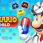 Confirman fecha de estreno de Dr. Mario World - dr. mario world fecha de estreno nintendo