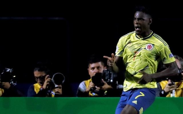 Colombia clasifica a cuartos de final de Copa América 2019 - Foto de EFE