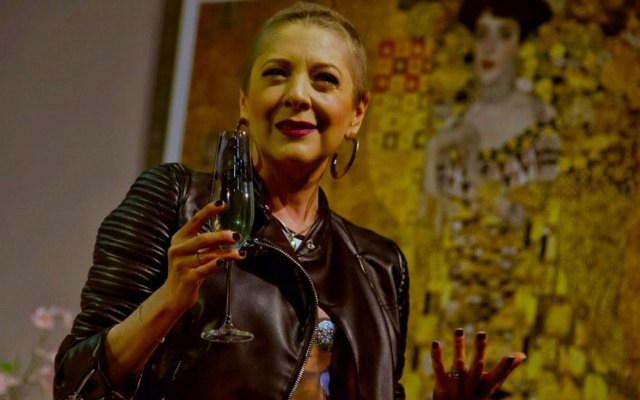 Edith González pidió ser velada en el Teatro Jorge Negrete - Edith González