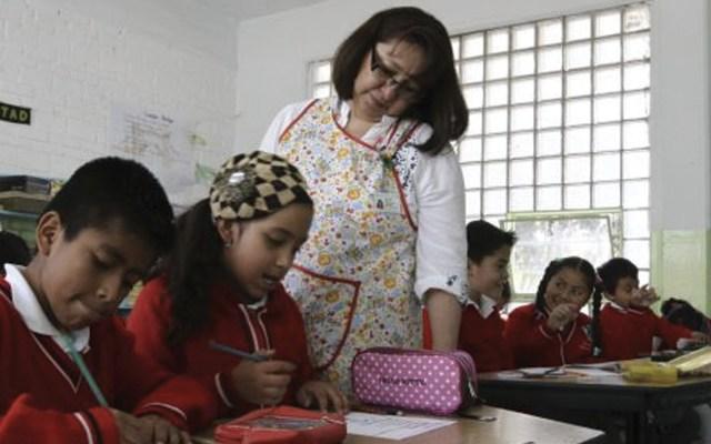 Leyes secundarias de reforma educativa definirán cómo acceder a plazas - Foto de El País