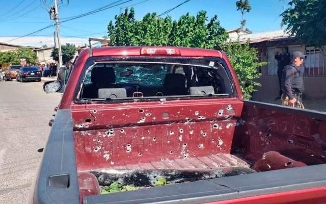 Fiscalía investiga enfrentamientos que dejaron nueve muertos en Sonora - enfrentamientos sonora