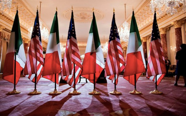 Cuestionan capacidad de EE.UU. para recolectar aranceles a México - ex embajadores aranceles méxico ee.uu.