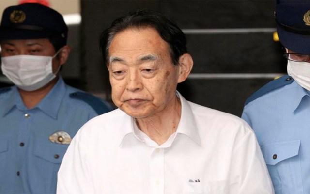 Exembajador de Japón asesina a su hijo por temor a ataque masivo - exministro apuñaló a su hijo japón