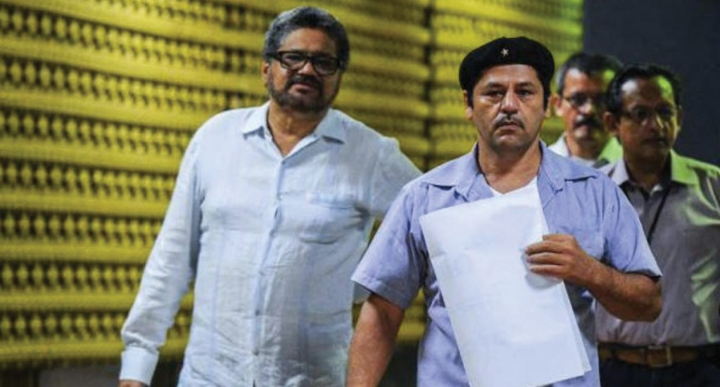 Investigan a excomandante de las FARC por incumplir acuerdo de paz - Foto de Zona Cero