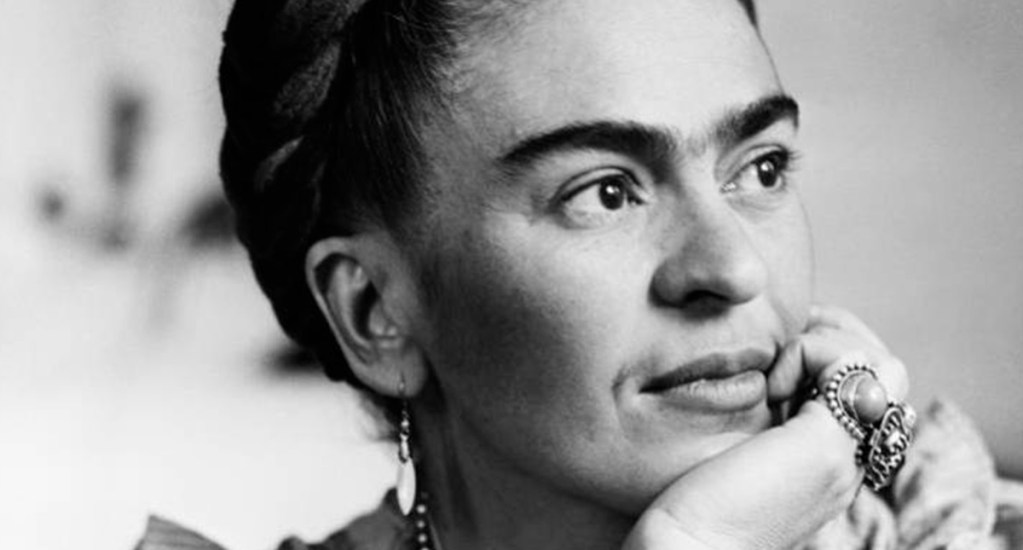 Fonoteca presenta grabación de la posible voz de Frida Kahlo - Frida Kahlo. Foto de Canal Historia