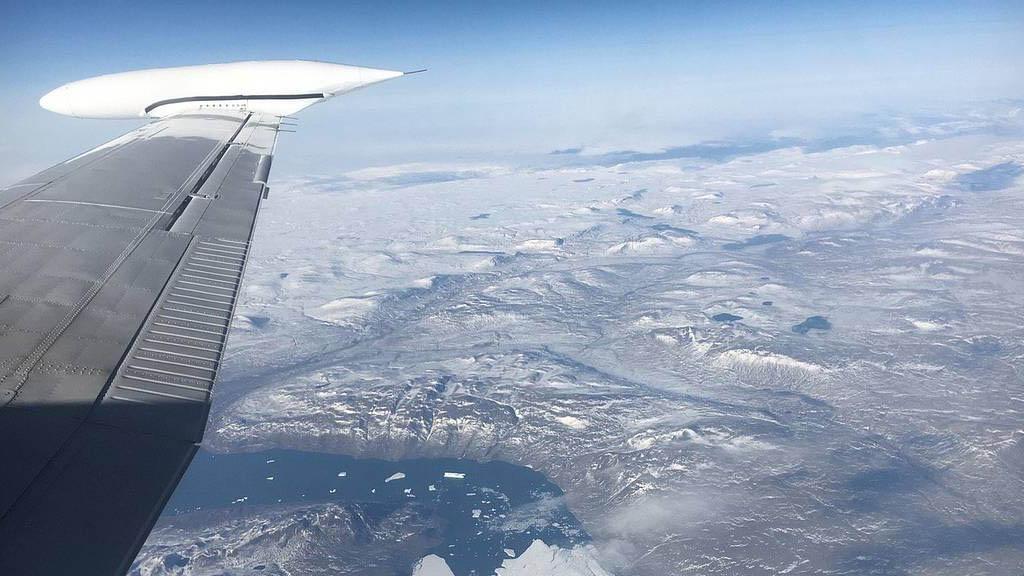 Glaciares de Groenlandia se podrían derretir a finales de milenio. Noticias en tiempo real