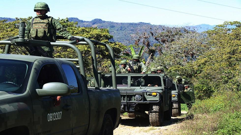 Grupo armado ataca bastión del EZLN en Chiapas - grupo armado ataque bastión ezln chiapas