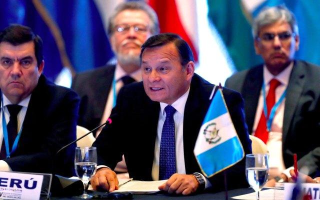 """Grupo de Lima pide presionar a régimen """"ilegítimo"""" de Maduro - Grupo de Lima"""