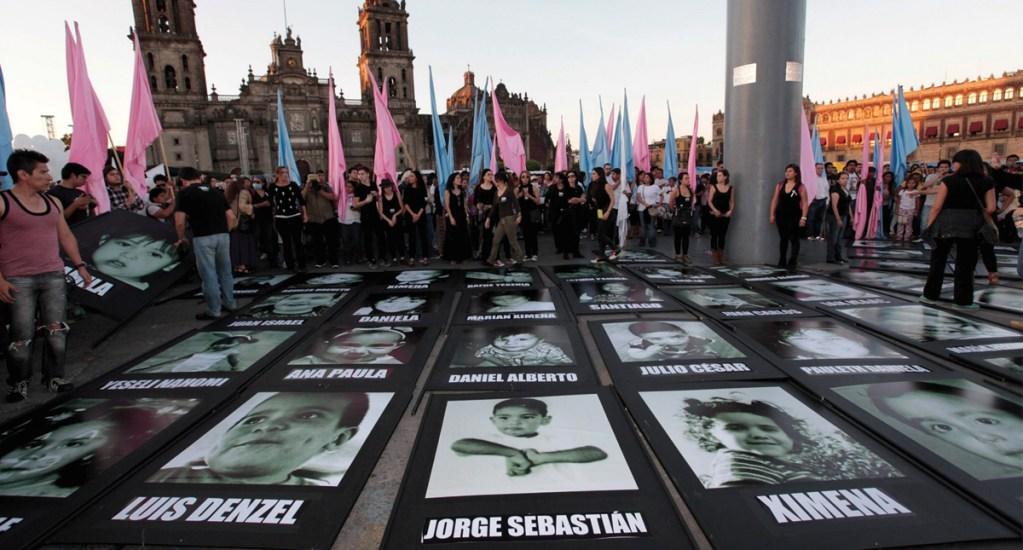 SCJN confirma amparo a favor de víctima de la Guardería ABC - Foto de Notimex/Archivo