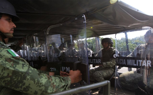 Concluye despliegue de la Guardia Nacional en la frontera sur: Ebrard - guardia nacional despliegue