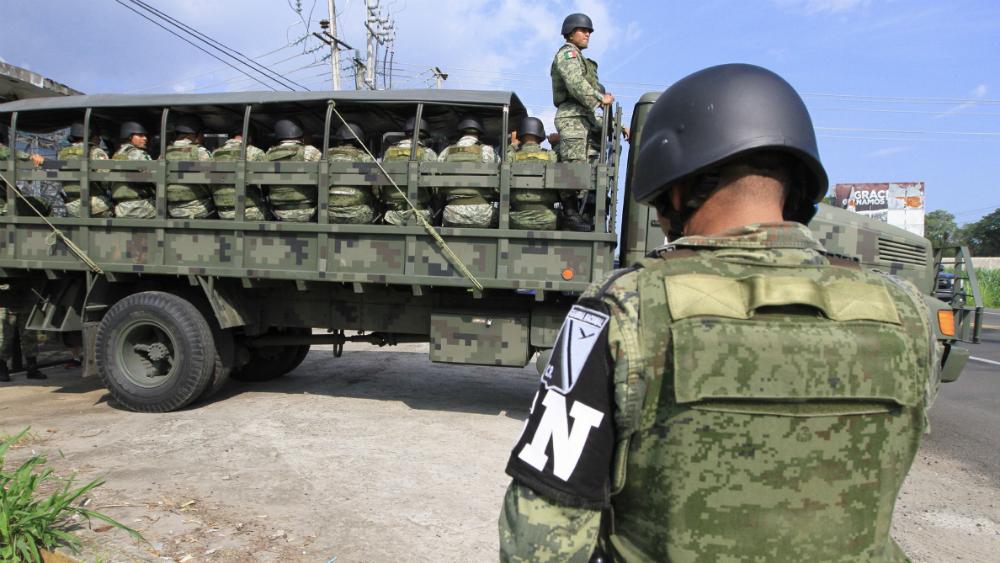 Nadie debe sorprenderse por Guardia Nacional en frontera sur: Durazo. Noticias en tiempo real