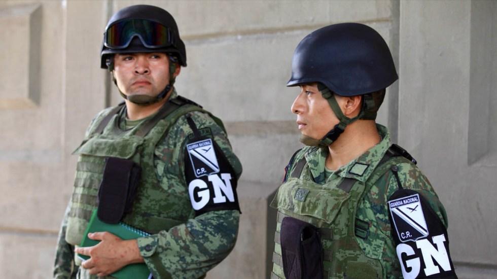 Desplegarán mil 350 elementos de la Guardia Nacional en la Ciudad de México - Guardia Nacional México