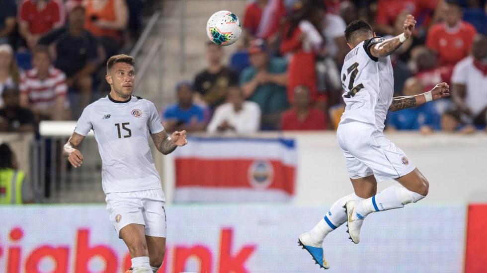 México enfrentará a Costa Rica en cuartos de final de la Copa Oro - Haití Costa Rica Copa Oro México