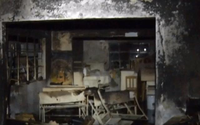 Rescatan a anciana de incendio provocado por presuntos ladrones en la GAM - incendio gam