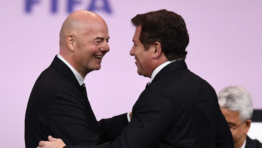 Reeligen a Infantino y dirigirá la FIFA hasta 2023 - infantino fifa