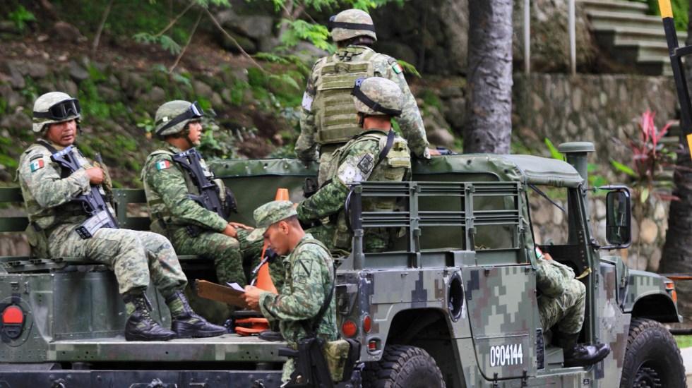 Refuerzan retenes militares en Tapachula para detectar a migrantes - INM Chiapas militares Tapachula mIGRANTES