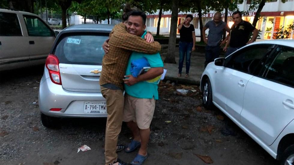 Liberan a activistas Irineo Mujica y Cristóbal Sánchez - Irineo Mujica activistas