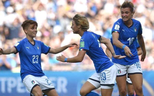 Mundial de Futbol Femenil de 2023 se jugará con 32 selecciones - Italia Mundial Femenil 2019