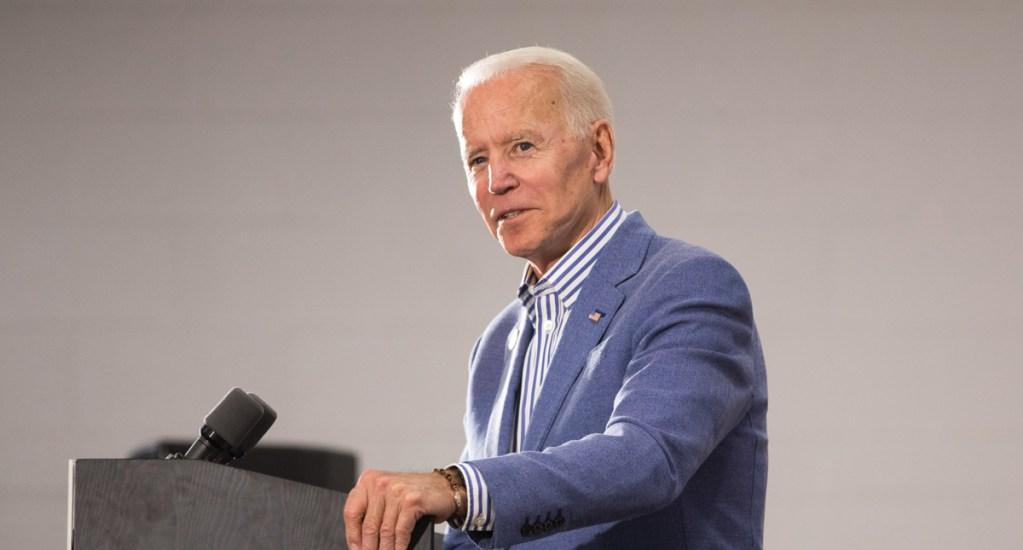 Acusan de plagio a Joe Biden - Foto de AFP