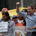 Fondos presuntamente malversados por colaboradores eran donaciones privadas: Guaidó - Foto de @jguaido