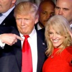 Trump descarta despido de asesora acusada de violar la Ley Hatch