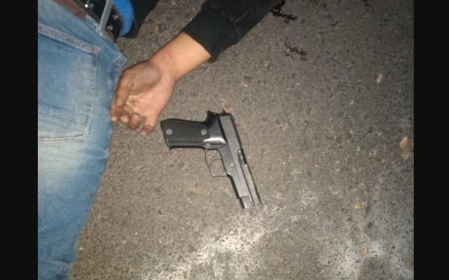 Persecución deja un ladrón muerto y uno lesionado en Nezahualcóyotl - Foto de @MrElDiablo8