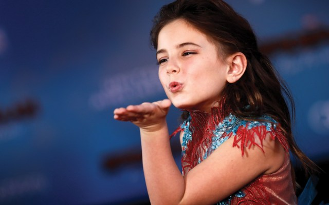 Lexi Rabe, hija de Tony Stark en Avengers, pide que paren de hacerle bullying - Foto de EFE