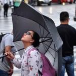 Activan Alerta Amarilla en ocho alcaldías por lluvia - Lluvia Ciudad de México Alerta Amarilla