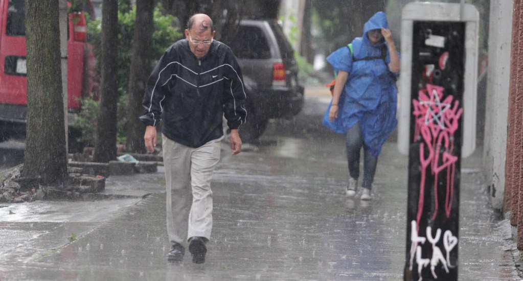 Lluvias Ciudad de México Tormentas Alerta Amarilla